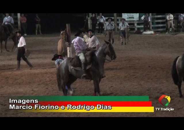 20º Rodeio do Conesul - Gineteada Modalidade Gurupa - Márcio Oliveira