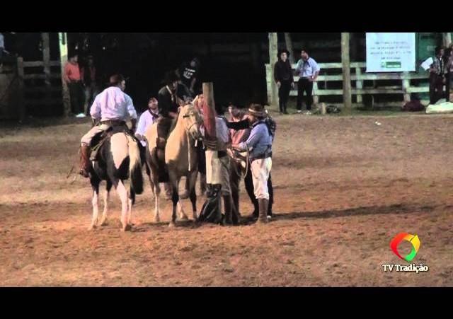 20º Rodeio do Conesul - Gineteada Modalidade Gurupa - Marcos Neves