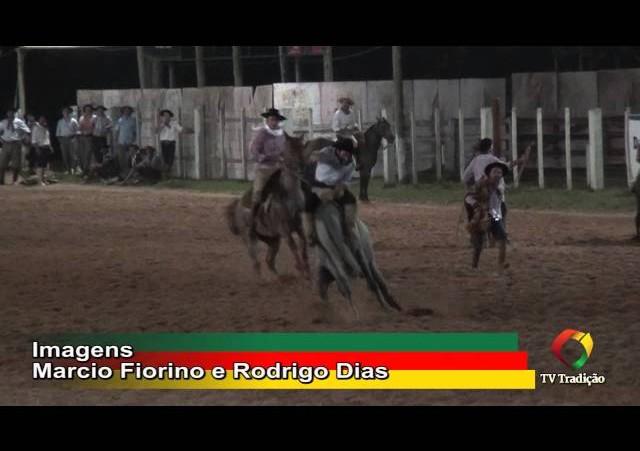 20º Rodeio do Conesul - Gineteada Modalidade Gurupa - Emerson Nunes