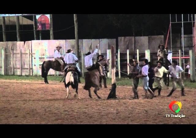 20º Rodeio do Conesul - Gineteada Modalidade Gurupa - Bruno Peduzzi