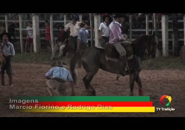 20º Rodeio do Conesul - Gineteada Modalidade Gurupa - Mauro Giusti