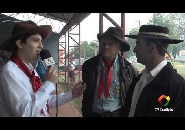 Entrevista Savaris e Araújo - Tiro de Laço, cultura ou esporte?