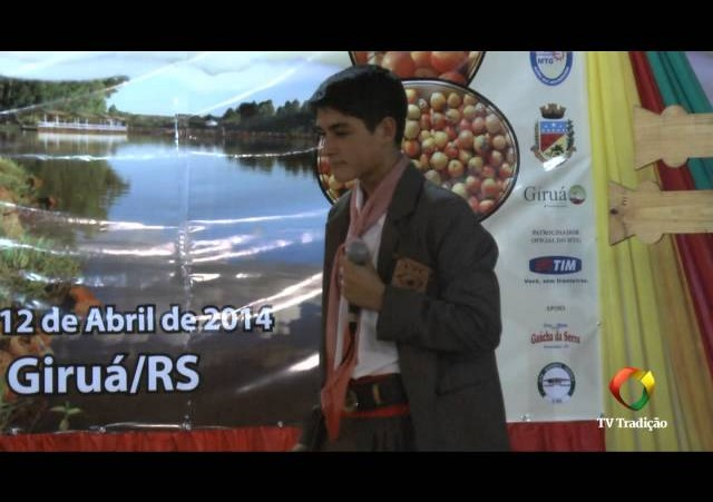 26º Entrevero - Matheus Dias Louzada - 6ª RT - Artística