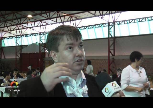 26º Entrevero - Entrevista - José Roberto Fischborn