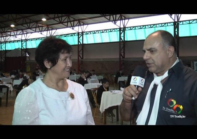 26º Entrevero - Entrevista - Elenir Winck