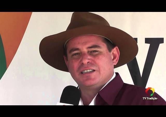 26ª FECARS - Entrevista com o Deputado Ronaldo Santini