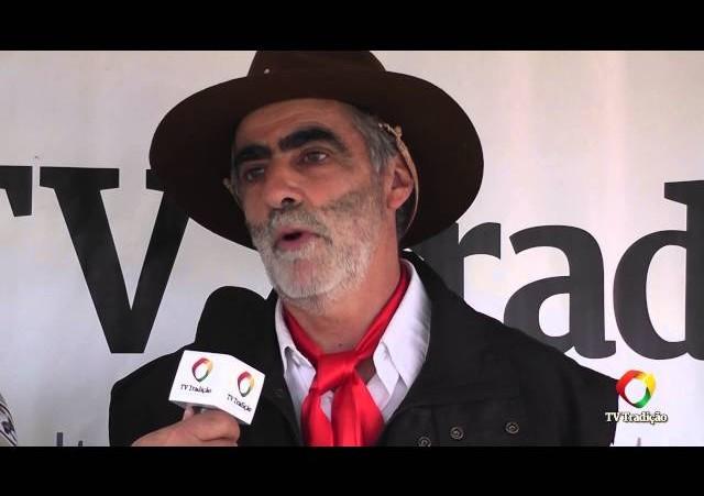 26ª FECARS   Entrevista com o campeão laço conselheiro
