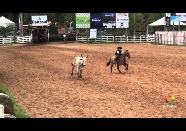 20º Rodeio Internacional do Conesul - Piá/Menina - Sábado