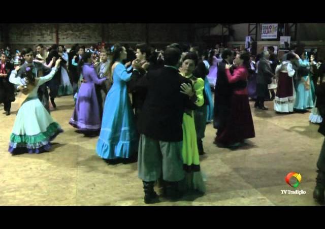 26º Entrevero de Peões - Baile