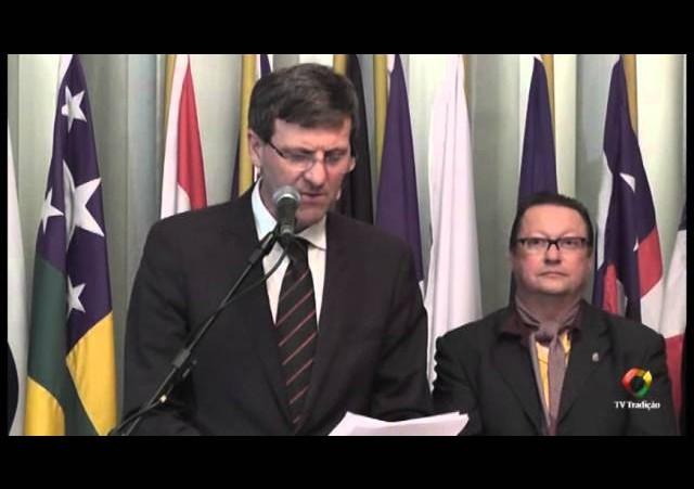Homenagem aos Peões e Prendas 2014/2015 - Assembleia Legislativa