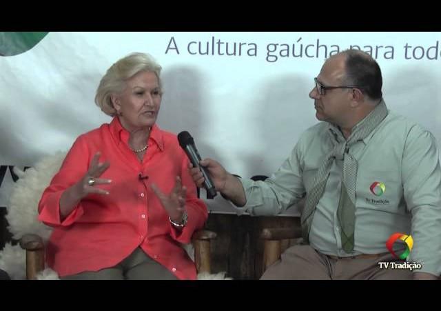 Entrevista com Ana Amélia Lemos