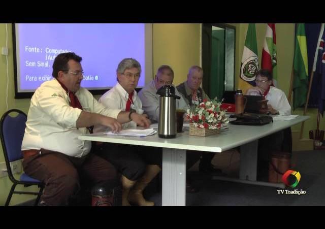 18º Congresso Extraordinário da CBTG - Piratuba/SC - Tarde