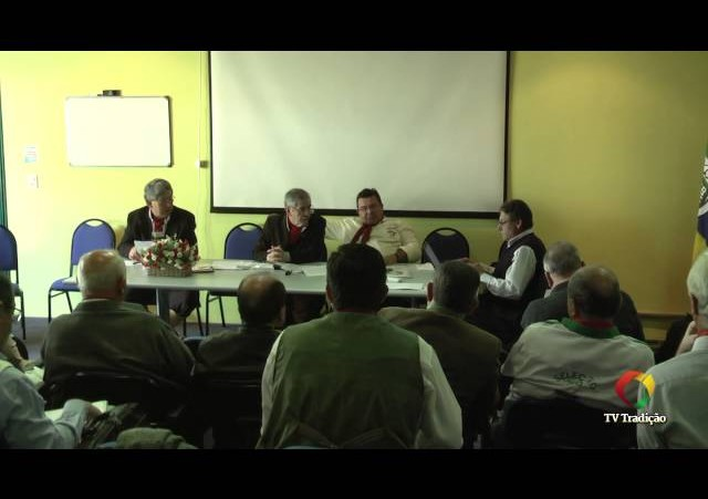 18º Congresso Extraordinário da CBTG - Piratuba/SC - Manhã