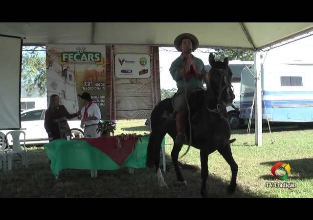 26ª FECARS - 15° Seminário de cultura campeira