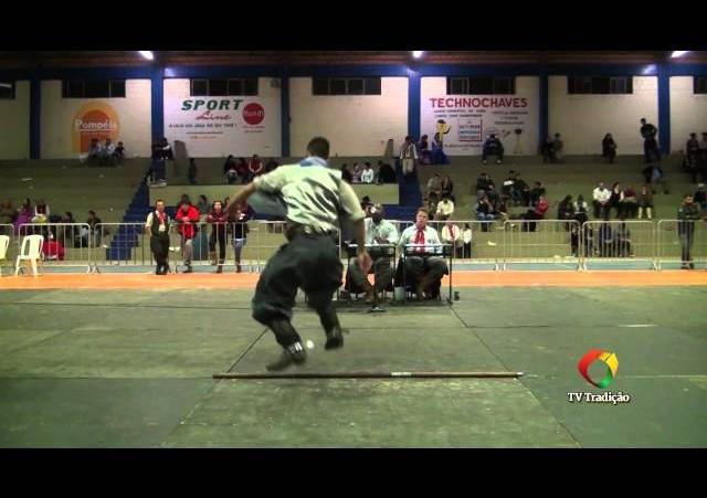 1ª Inter-Regional do ENART - Chula - Eduardo X Marlon - Camaquã
