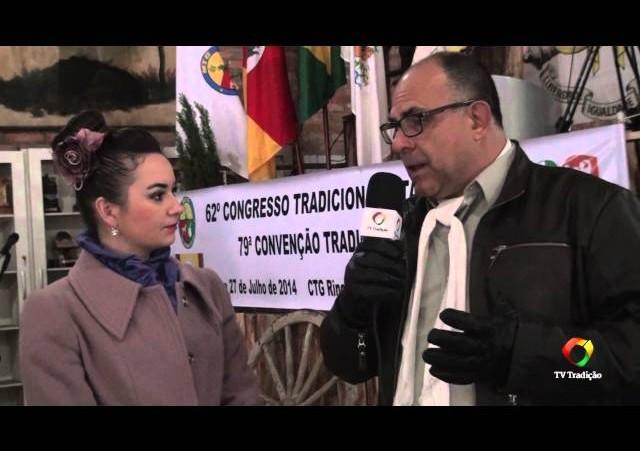 79ª Convenção Tradicionalista - Entrevista - Priscila