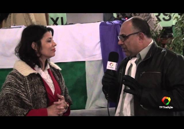 79ª Convenção Tradicionalista - Entrevista - Anijane