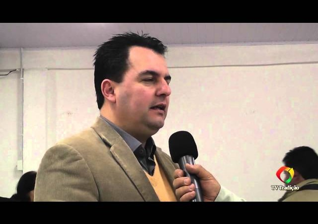 Chama Crioula 2014 - Entrevista - Prefeito Juliano Da Silva
