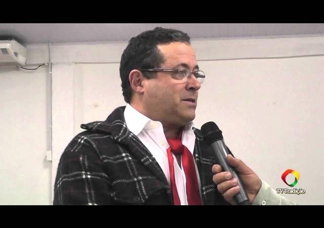 Chama Crioula 2014 - Entrevista - Cyro da P. Dias da Costa