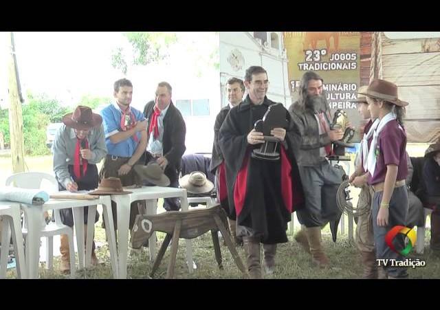 26ª FECARS - Vaca parada - Premiação