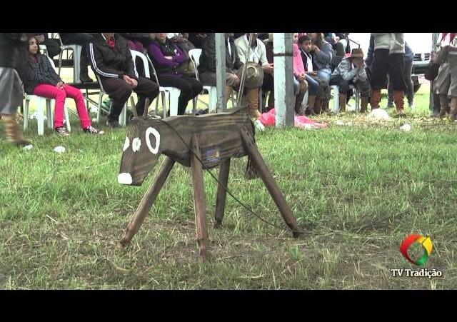 26ª FECARS - Vaca parada - Piazito Dupla