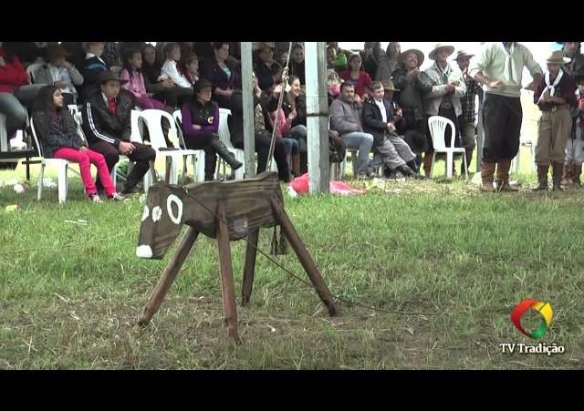 26ª FECARS - Vaca parada - Prendinha Individual