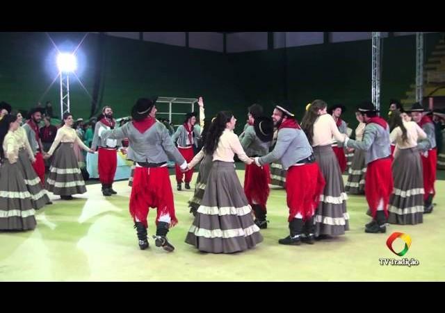2ª Inter-Regional do ENART - CTG Paisanos da Tradição - Força B - Domingo - Ijuí