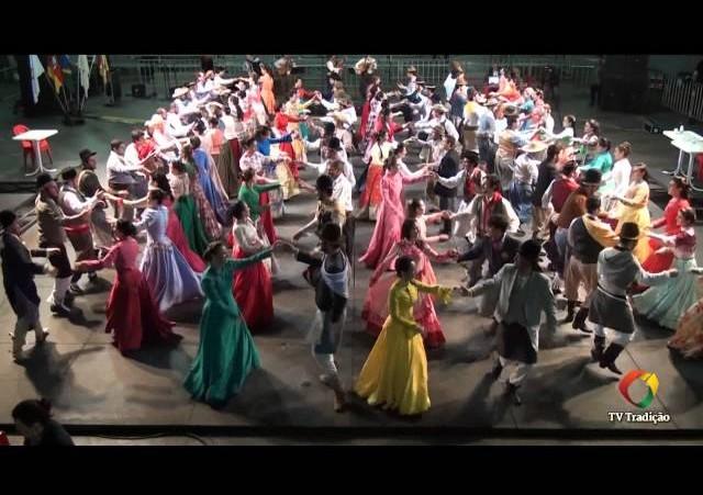 1º Fegadan - Dança de Integração