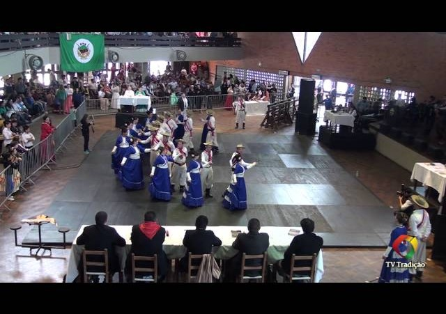 4ª Inter-Regional do ENART - CTG Velha Cambona - Força B - Porto Alegre