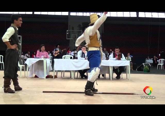 3ª Inter-Regional do ENART - Chula - Franciel X Maurício - Uruguiana