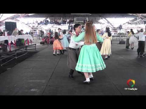 1º Fegadan - CTG Ginetes da Tradição - Mirim - Domingo