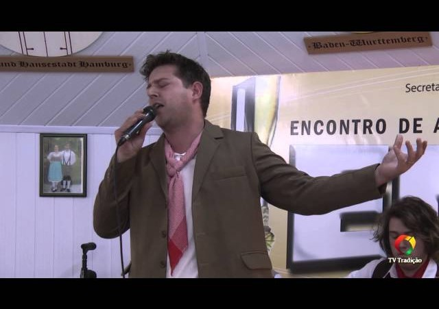 ENART 2014 - Robson Miszczuk Haubold - Intérprete Solista Vocal Masculino - Sábado