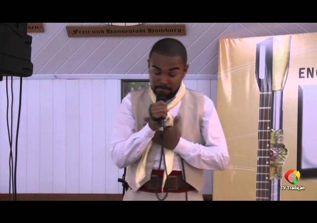 ENART 2014 - Gabriel da Silva Silveira - Intérprete Solista Vocal Masculino - Sábado