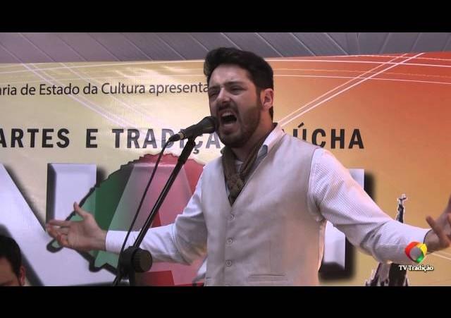 ENART 2014 - Anderson Barros de Oliveira - Intérprete Solista Vocal Masculino - Sábado