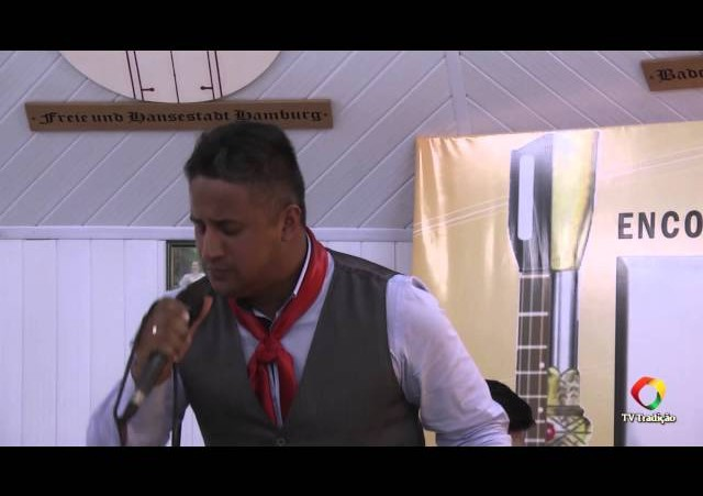 ENART 2014 - Fabiano Dias - Intérprete Solista Vocal Masculino - Sábado