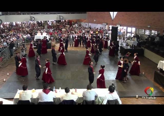 4ª Inter-Regional do ENART - CTG Rancho da Saudade - Força A - Porto Alegre
