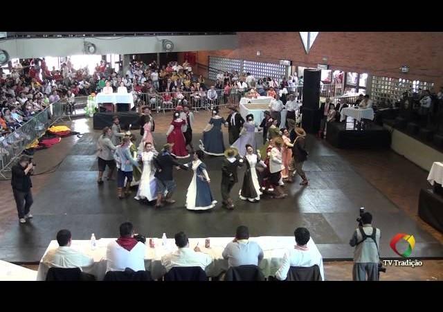 4ª Inter-Regional do ENART - Sociedade Gaúcha de Lomba Grande - Força A - Porto Alegre