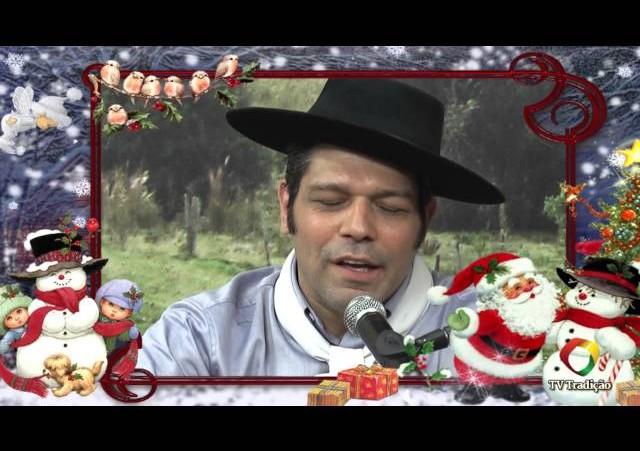 Mensagem de Natal do Joca Martins - TV Tradição - 2014
