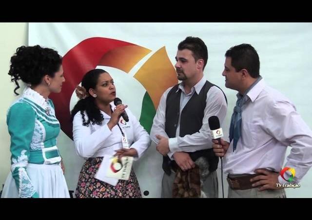 ENART 2014 - Entrevista: DTG Clube Juventude - Força A - Sábado