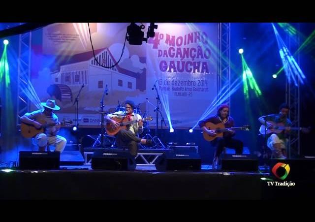 4º Moinho da Canção Gaúcha - Nos rincões por onde tropeio - Volmir Coelho
