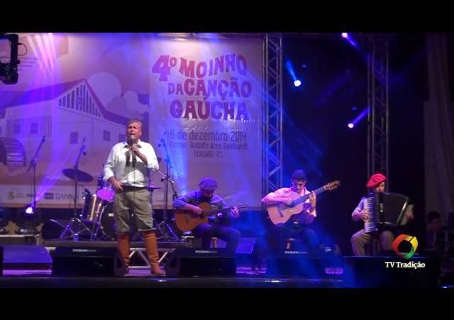 4º Moinho da Canção Gaúcha - Solitário - Flavio Hansenn