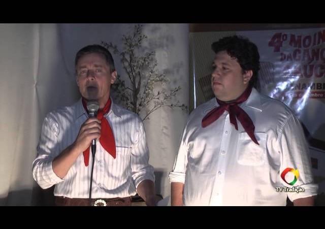 4º Moinho da Canção Gaúcha - Entrevista - Armando Maicá