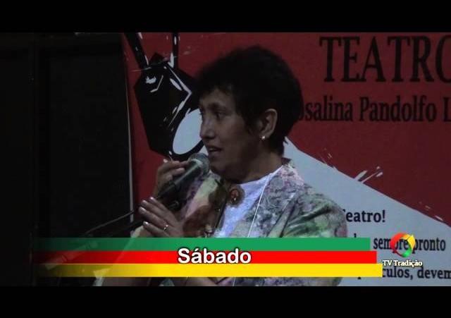 63º Congresso Tradicionalista Gaúcho - Período de Comunicações - Elenir de Fátima Winck