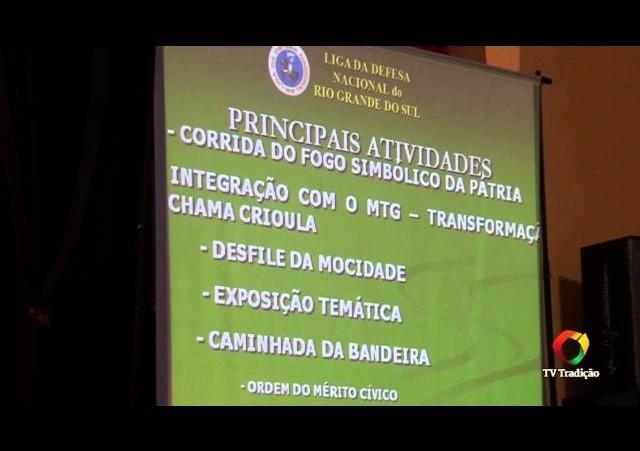 63º Congresso Tradicionalista Gaúcho - Liga de Defesa Nacional