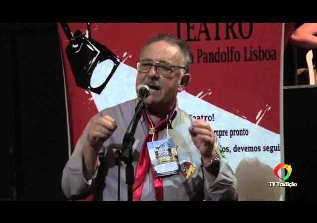 63º Congresso Tradicionalista Gaúcho - Período de Comunicações - Aldo Ribeiro