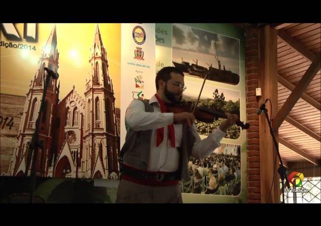 ENART 2014 - Felippe de Farias - Violino ou Rabeca