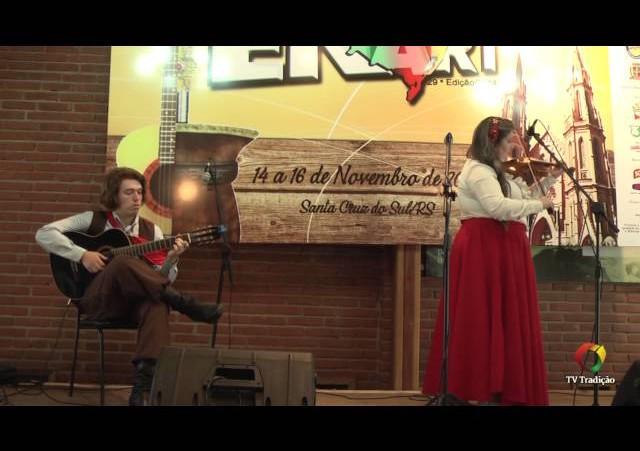 ENART 2014 - Cenilda Leticia Rodrigues da Silva - Violino ou Rabeca