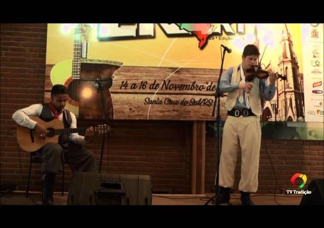 ENART 2014 - Thiago Radin Guadagnin - Violino ou Rabeca