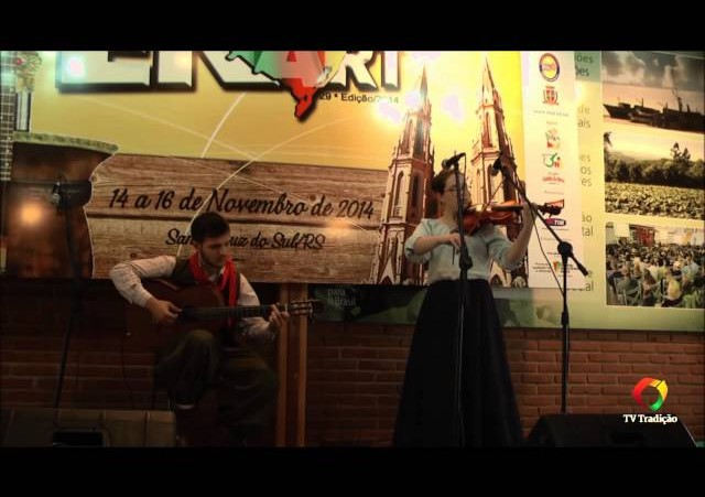 ENART 2014 - Parla Cristiane de Queiroz Macedo - Violino ou Rabeca