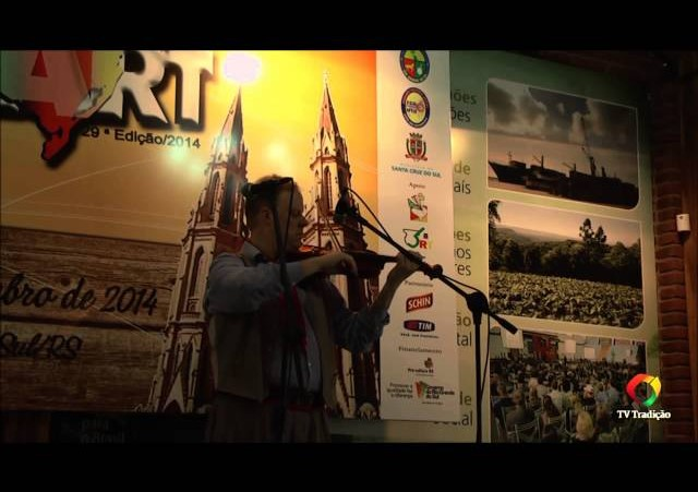 ENART 2014 - Maciel de Toni - Violino ou Rabeca